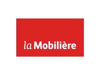 Logo La Mobilière, partner PlanYourMove, personnal moving assistant