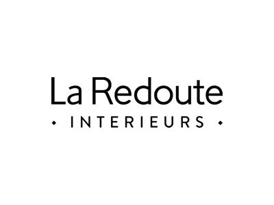 Logo La Redoute Intérieurs, partner PlanYourMove, personnal moving assistant