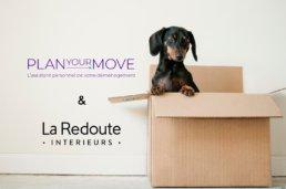 PlanYourMove La Redoute Partenariat FR
