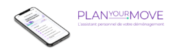 PlanYourMove App Assistant Demenagement FR
