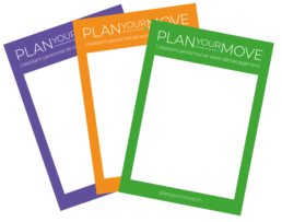 PlanYourMove Application Demenagement Stickers Cartons