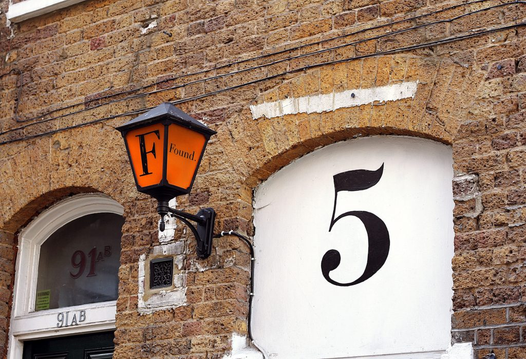 street number 5